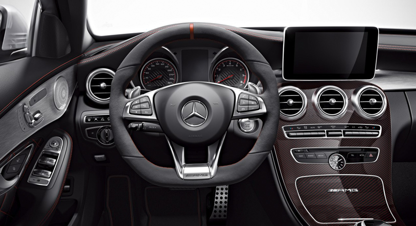 W205 Mercedes-Benz C 63 AMG and C 63 AMG S first photos and details – 700 Nm of torque! Image #274831