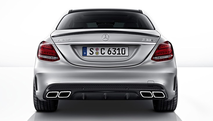 W205 Mercedes-Benz C 63 AMG and C 63 AMG S first photos and details – 700 Nm of torque! Image #274833