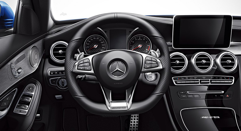 W205 Mercedes-Benz C 63 AMG and C 63 AMG S first photos and details – 700 Nm of torque! Image #274835