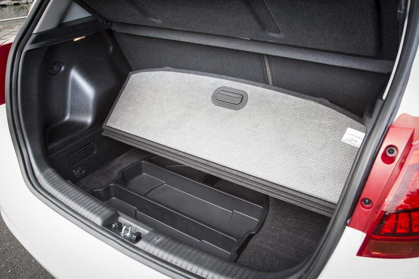 Kia Venga – B-segment MPV gets facelift, Paris debut Image #276232