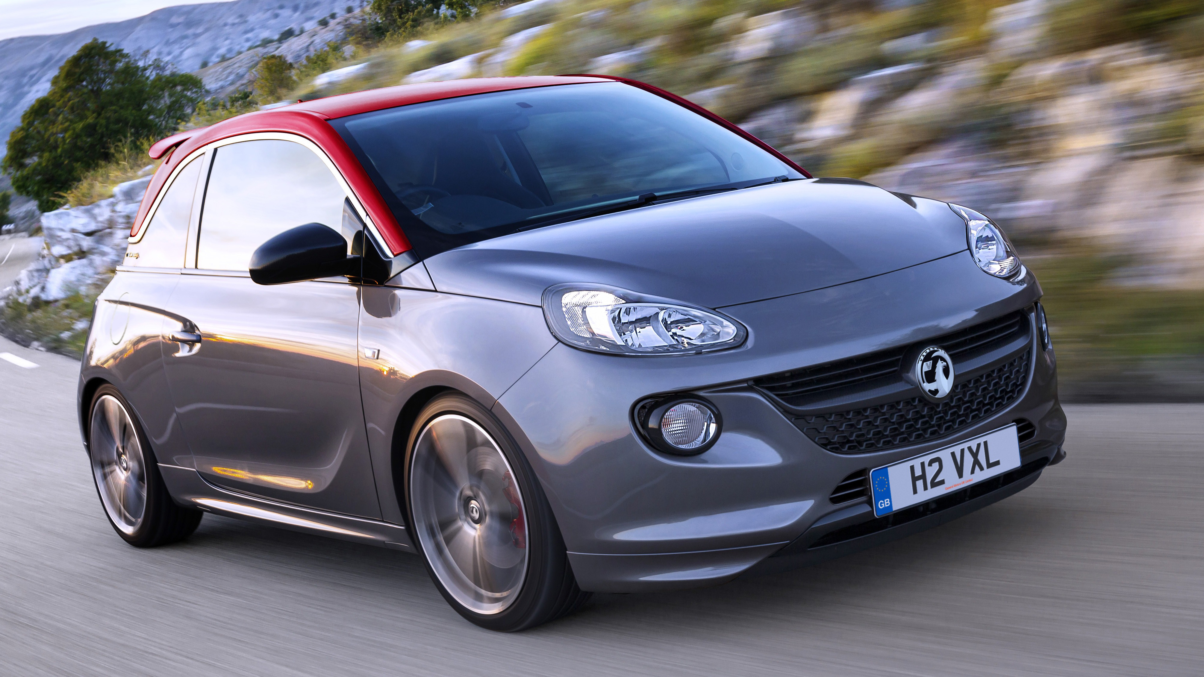 opel vauxhall adam s production car debuts in paris. Black Bedroom Furniture Sets. Home Design Ideas