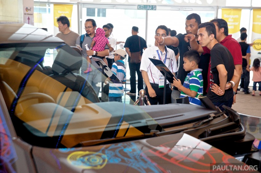 GALLERY: <em>Alami Proton</em> open day at Proton COE – test and win Proton Iriz, visit R&D facilities and factory Image #275885