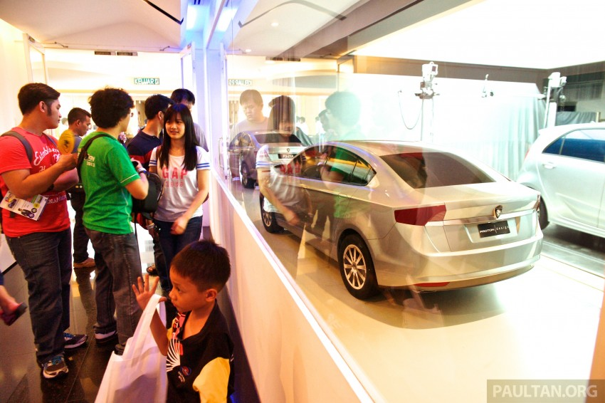 GALLERY: <em>Alami Proton</em> open day at Proton COE – test and win Proton Iriz, visit R&D facilities and factory Image #275886