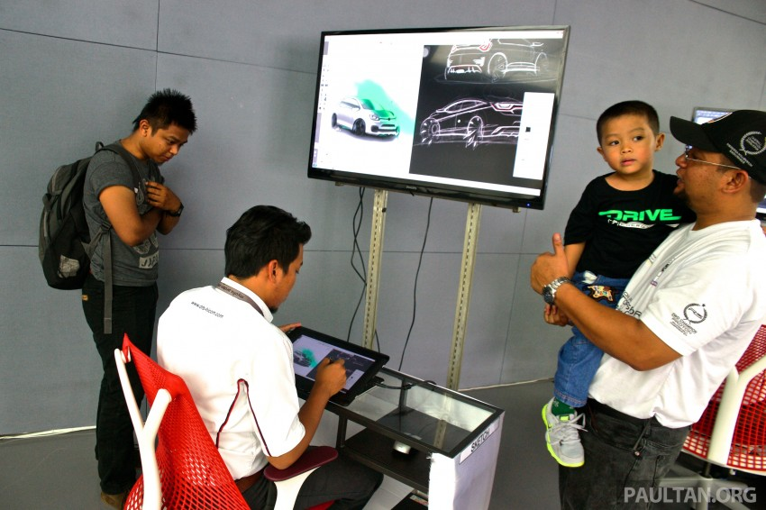 GALLERY: <em>Alami Proton</em> open day at Proton COE – test and win Proton Iriz, visit R&D facilities and factory Image #275887