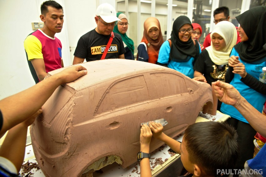 GALLERY: <em>Alami Proton</em> open day at Proton COE – test and win Proton Iriz, visit R&D facilities and factory Image #275890
