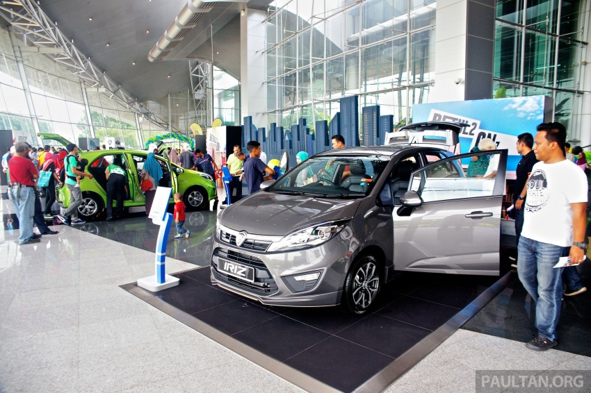 GALLERY: <em>Alami Proton</em> open day at Proton COE – test and win Proton Iriz, visit R&D facilities and factory Image #275878