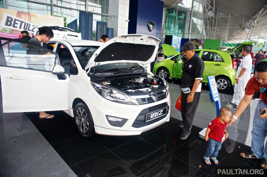 GALLERY: <em>Alami Proton</em> open day at Proton COE – test and win Proton Iriz, visit R&D facilities and factory Image #275879