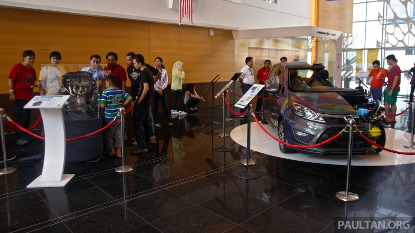 GALLERY: <em>Alami Proton</em> open day at Proton COE – test and win Proton Iriz, visit R&D facilities and factory Image #275881