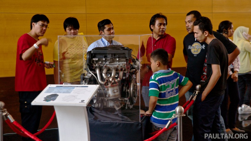 GALLERY: <em>Alami Proton</em> open day at Proton COE – test and win Proton Iriz, visit R&D facilities and factory Image #275882