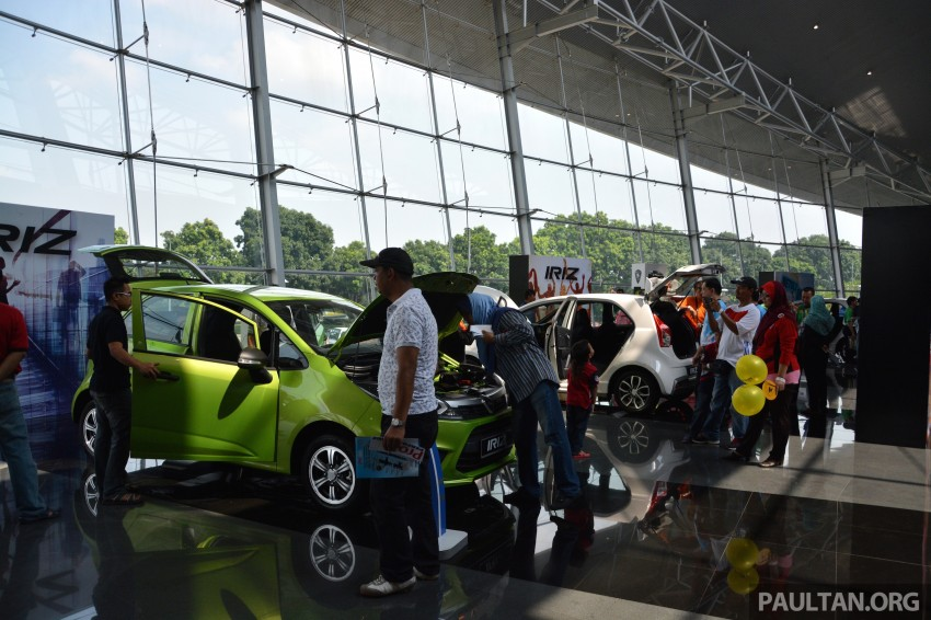 GALLERY: <em>Alami Proton</em> open day at Proton COE – test and win Proton Iriz, visit R&D facilities and factory Image #275827