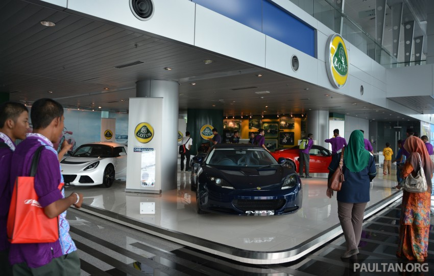 GALLERY: <em>Alami Proton</em> open day at Proton COE – test and win Proton Iriz, visit R&D facilities and factory Image #275826