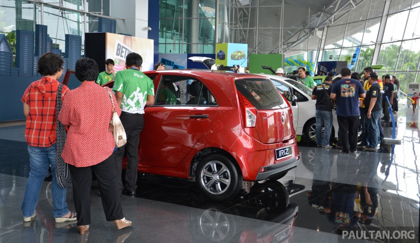 GALLERY: <em>Alami Proton</em> open day at Proton COE – test and win Proton Iriz, visit R&D facilities and factory Image #275825