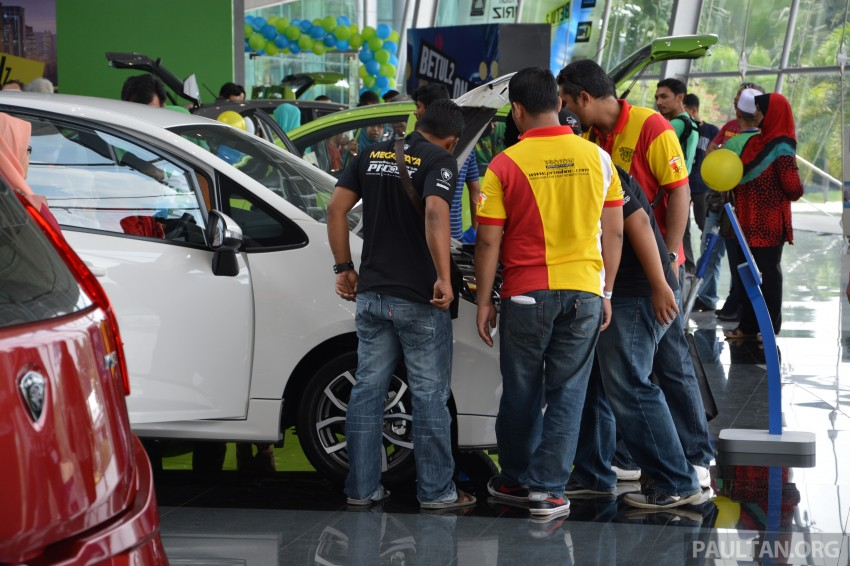 GALLERY: <em>Alami Proton</em> open day at Proton COE – test and win Proton Iriz, visit R&D facilities and factory Image #275824