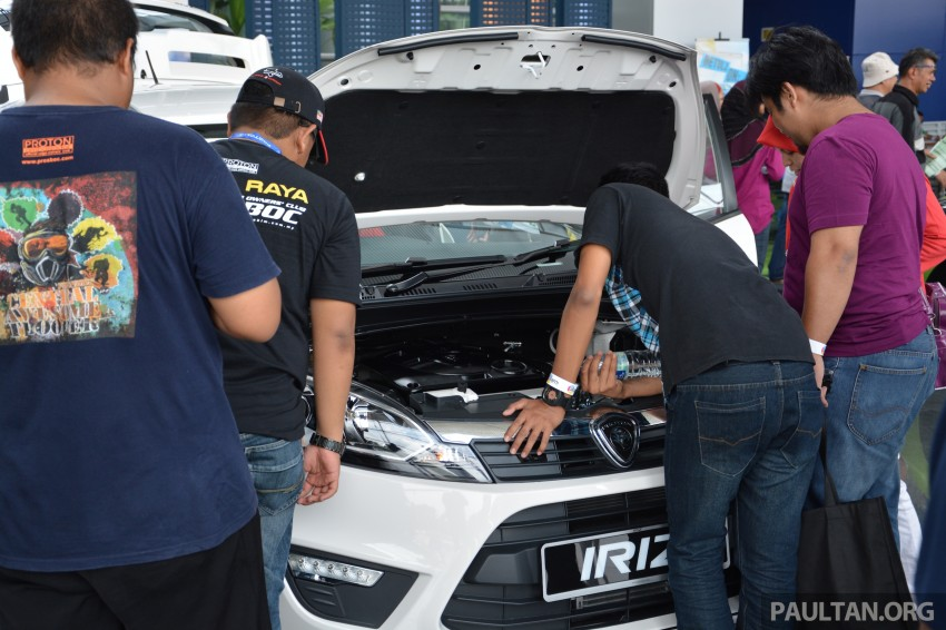 GALLERY: <em>Alami Proton</em> open day at Proton COE – test and win Proton Iriz, visit R&D facilities and factory Image #275823