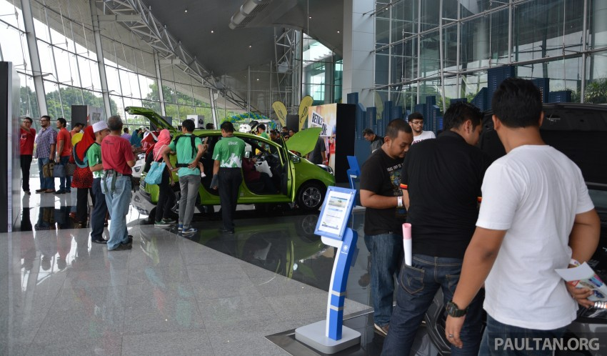 GALLERY: <em>Alami Proton</em> open day at Proton COE – test and win Proton Iriz, visit R&D facilities and factory Image #275822