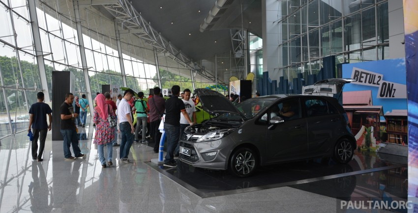 GALLERY: <em>Alami Proton</em> open day at Proton COE – test and win Proton Iriz, visit R&D facilities and factory Image #275821