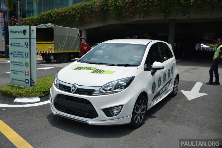 GALLERY: <em>Alami Proton</em> open day at Proton COE – test and win Proton Iriz, visit R&D facilities and factory Image #275818