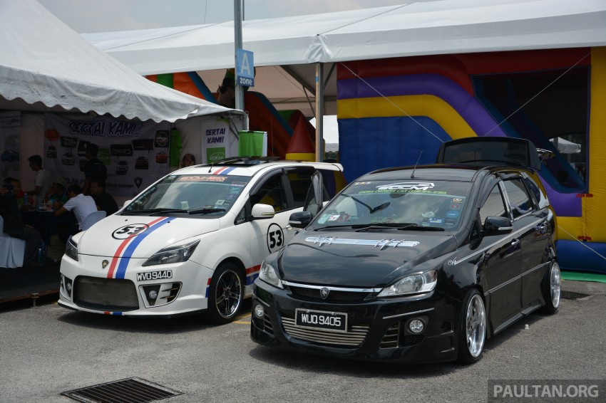 GALLERY: <em>Alami Proton</em> open day at Proton COE – test and win Proton Iriz, visit R&D facilities and factory Image #275814
