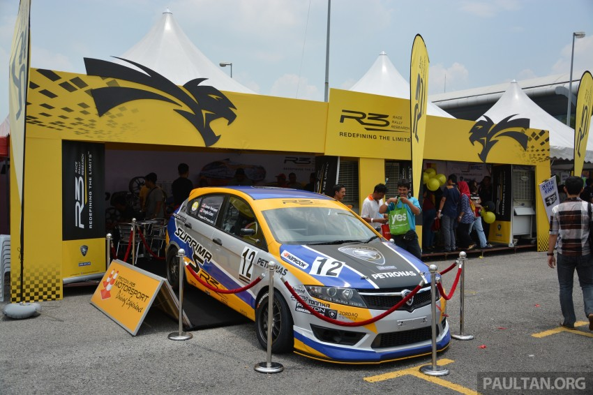 GALLERY: <em>Alami Proton</em> open day at Proton COE – test and win Proton Iriz, visit R&D facilities and factory Image #275813