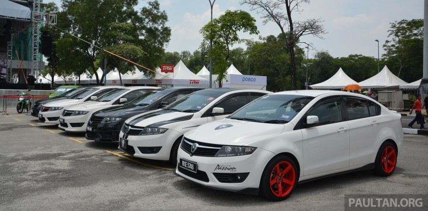GALLERY: <em>Alami Proton</em> open day at Proton COE – test and win Proton Iriz, visit R&D facilities and factory Image #275812