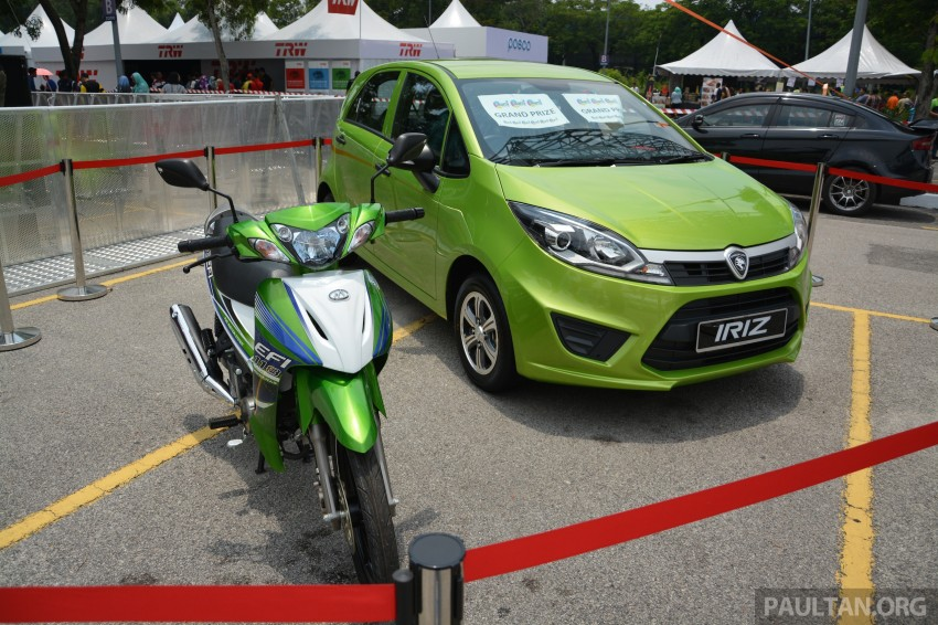GALLERY: <em>Alami Proton</em> open day at Proton COE – test and win Proton Iriz, visit R&D facilities and factory Image #275811