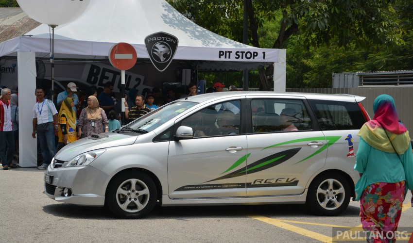 GALLERY: <em>Alami Proton</em> open day at Proton COE – test and win Proton Iriz, visit R&D facilities and factory Image #275809