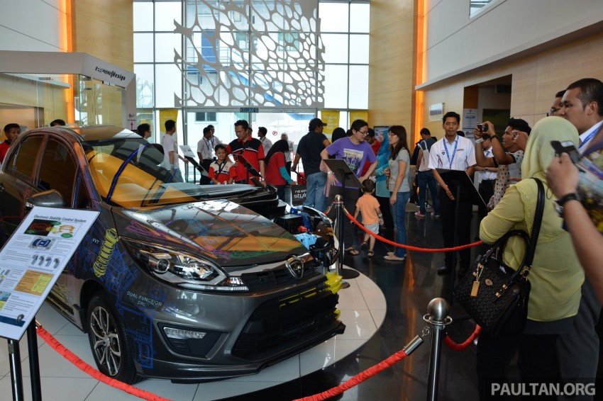 GALLERY: <em>Alami Proton</em> open day at Proton COE – test and win Proton Iriz, visit R&D facilities and factory Image #275807