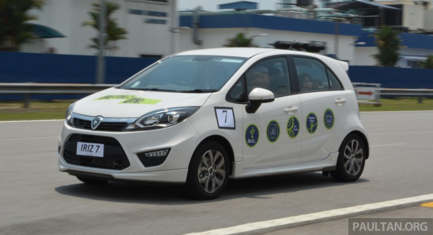GALLERY: <em>Alami Proton</em> open day at Proton COE – test and win Proton Iriz, visit R&D facilities and factory Image #275804