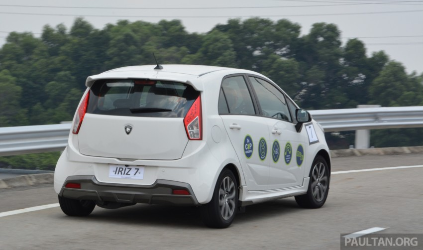 GALLERY: <em>Alami Proton</em> open day at Proton COE – test and win Proton Iriz, visit R&D facilities and factory Image #275798