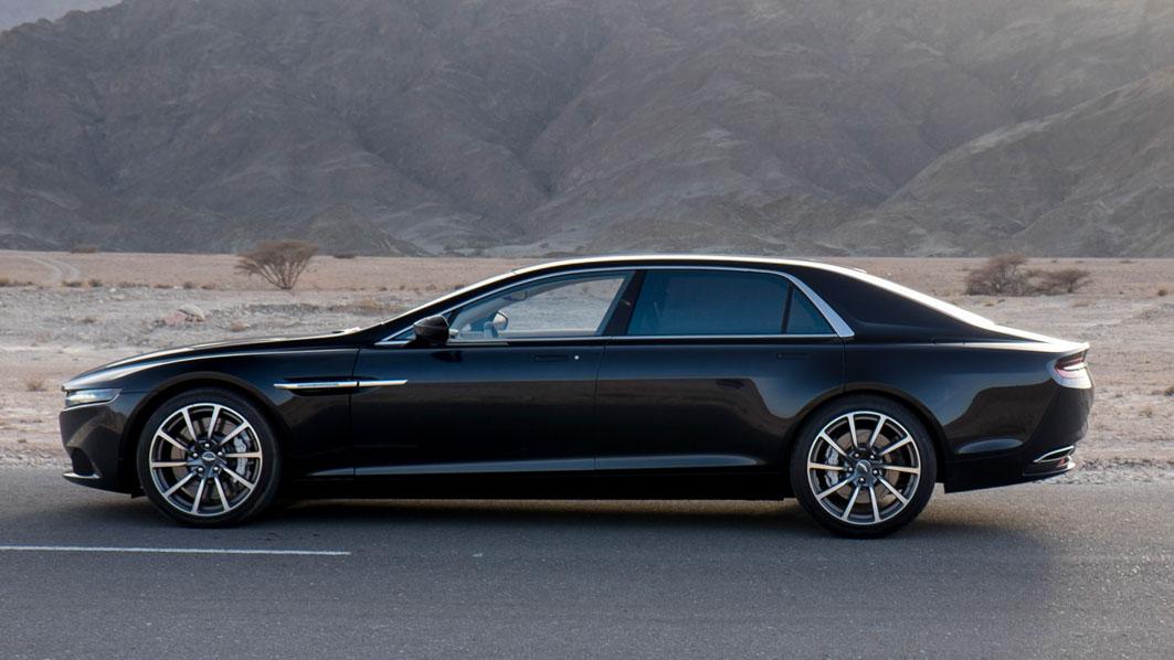 Aston Martin Lagonda – Oman testing photos released Image ...