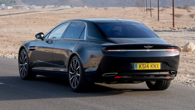 Aston Martin Lagonda Taraf Priced At In The UK - Aston martin lagonda price