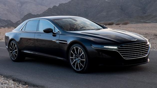 Aston Martin Lagonda Taraf Available For Malaysia