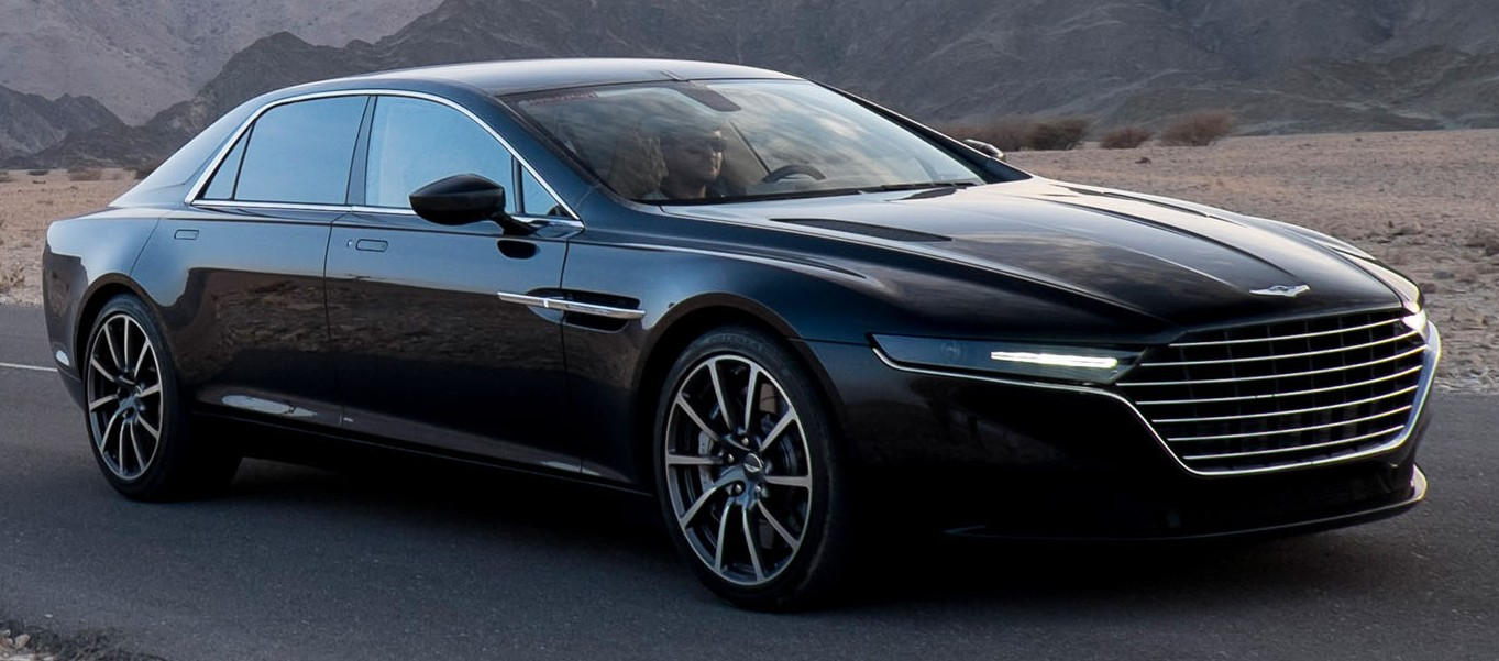 Aston Martin Lagonda Taraf Priced At 163 700 000 In The Uk