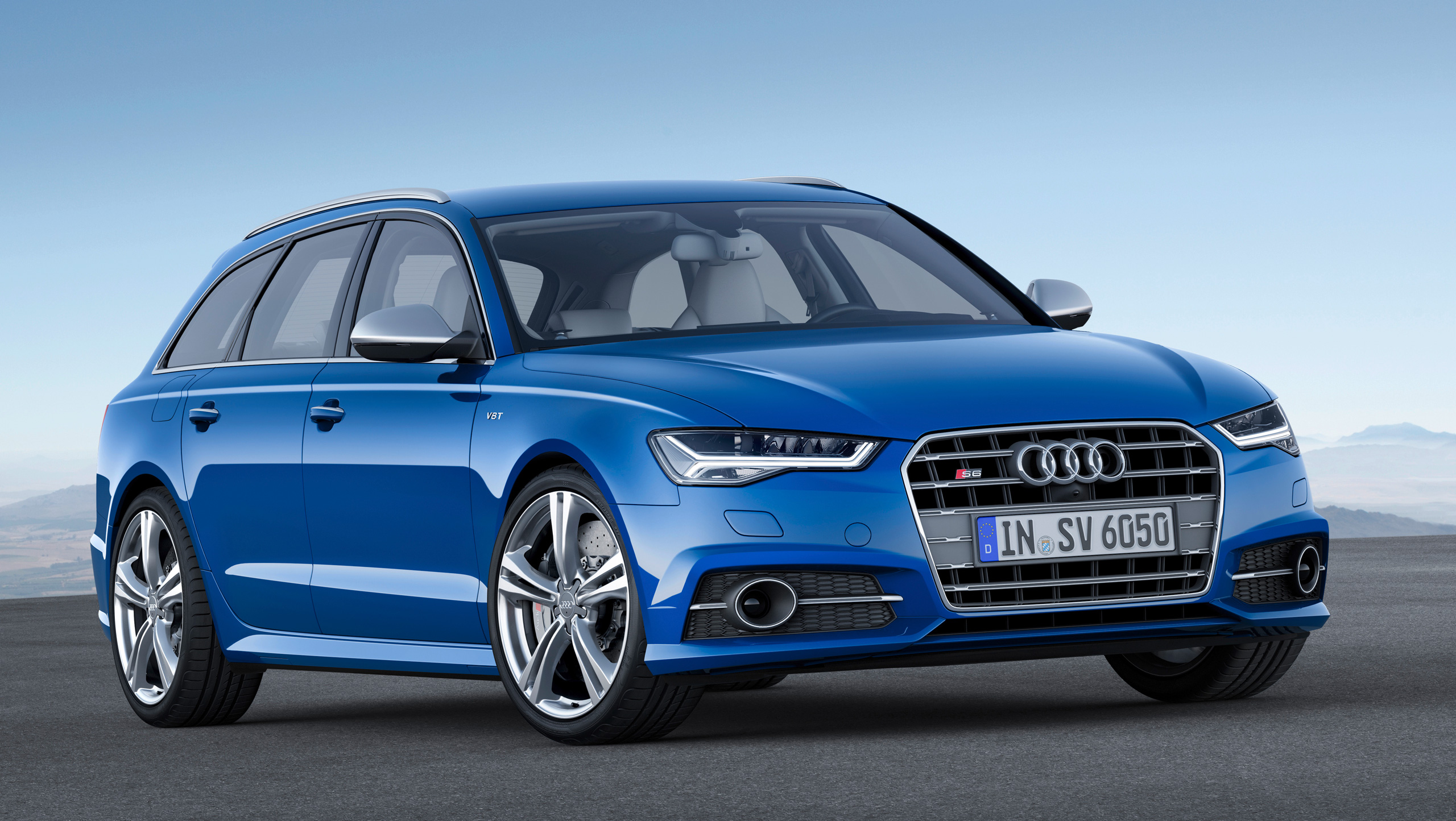 Audi S6 And Rs6 Avant Updated V8 With 450 560 Hp Paul
