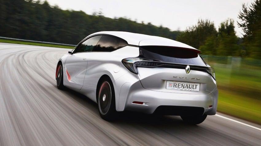 Renault EOLAB concept – 1 litre per 100 km supermini Image #272297