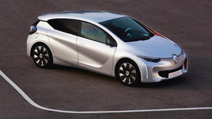 Renault EOLAB concept – 1 litre per 100 km supermini Image #272296