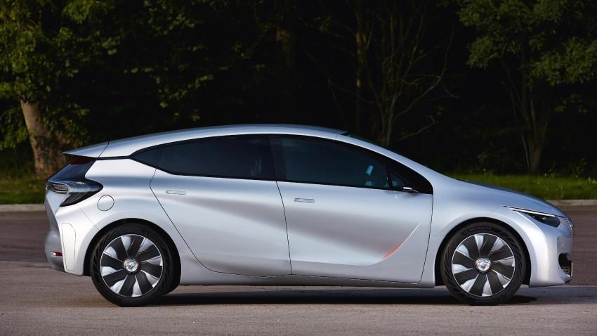 Renault EOLAB concept – 1 litre per 100 km supermini Image #272294