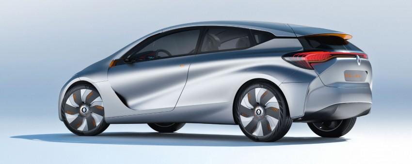 Renault EOLAB concept – 1 litre per 100 km supermini Image #272283