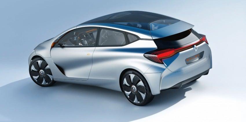 Renault EOLAB concept – 1 litre per 100 km supermini Image #272282