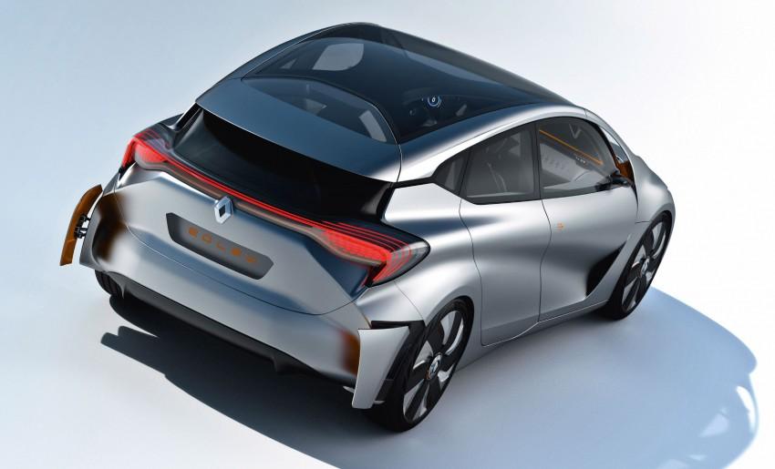Renault EOLAB concept – 1 litre per 100 km supermini Image #272280