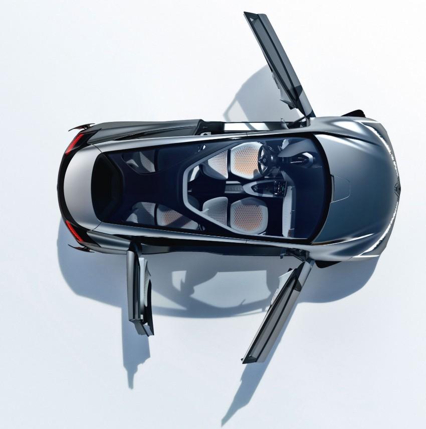 Renault EOLAB concept – 1 litre per 100 km supermini Image #272279