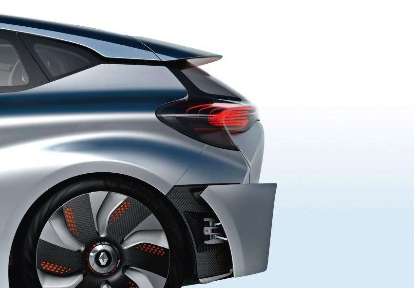 Renault EOLAB concept – 1 litre per 100 km supermini Image #272275