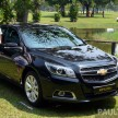 Chevrolet Malibu Launch- 1