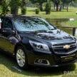 Chevrolet Malibu Launch- 1