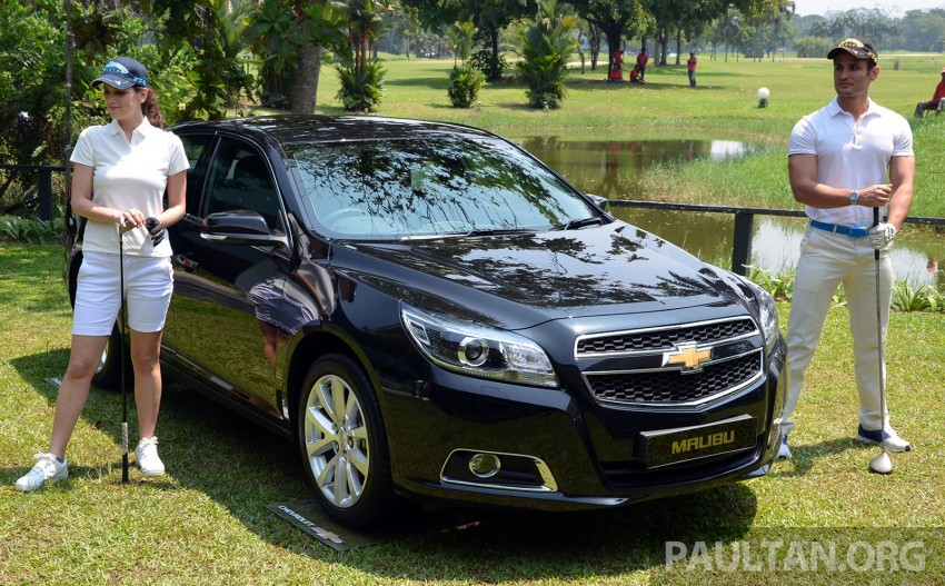 Chevrolet Malibu launched in Malaysia – 2.4L, RM155k Image #267920