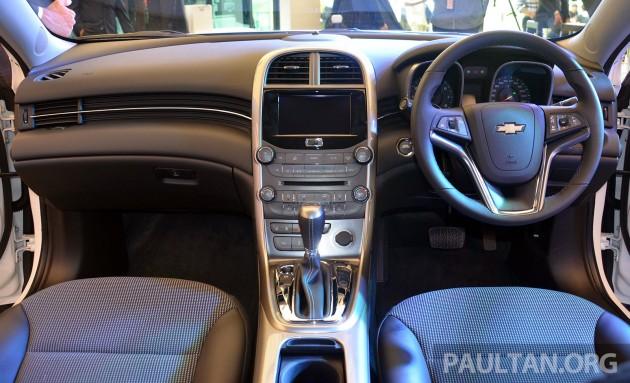 Chevrolet Malibu Launch- 13