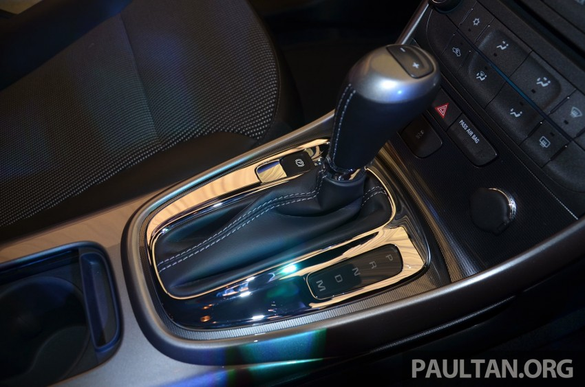 Chevrolet Malibu launched in Malaysia – 2.4L, RM155k Image #267935