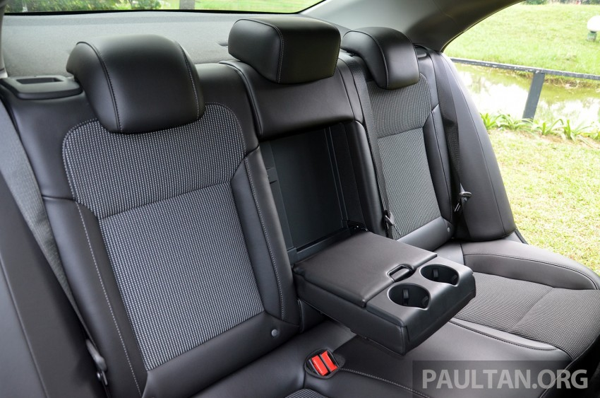Chevrolet Malibu launched in Malaysia – 2.4L, RM155k Image #267953