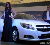 Chevrolet Malibu Launch- 35
