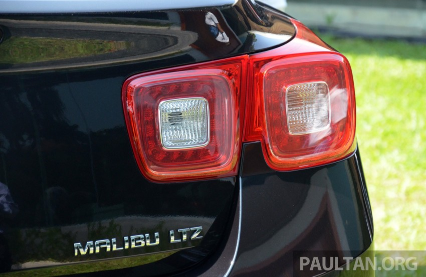 Chevrolet Malibu launched in Malaysia – 2.4L, RM155k Image #267928